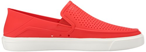 crocs Herren Citilane Roka Slip-On Sneakers Flame/White