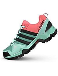 adidas Terrex Ax2r K, Zapatos de Senderismo Unisex Niños