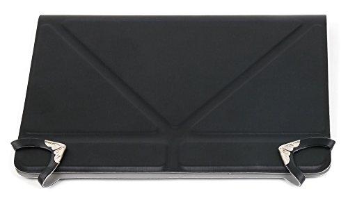 "Custodia / Tastiera Bluetooth PROFESSIONALE Di 7"" - Ideale Per Cellulari Asus Zenfone 4 ZE554KL | Zenfone 4 Max Plus ZC554KL | Zenfone 4 Max ZC520KL | Zenfone 4 Selfie ZD553KL | Zenfone 4 Selfie Pro ZD552KL - Funzione Leggio / Stand - DURAGADGET"