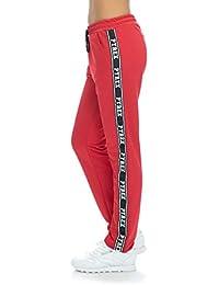 e9b947c2a0a4 pantaloni rossi - Pyrex / Donna: Abbigliamento - Amazon.it