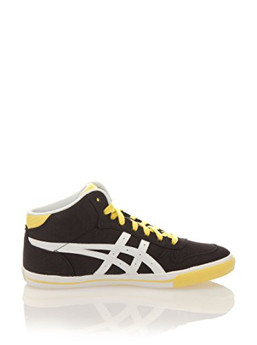 ASICS Onitsuka Tiger AARON MT GS Sneaker Schuhe Kids Schwarz-Gelb