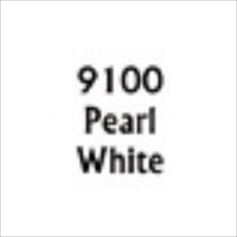9100 Serie (Reaper Miniatures 9100 Master Series Paint, Pearl White by Reaper Miniatures Paints)