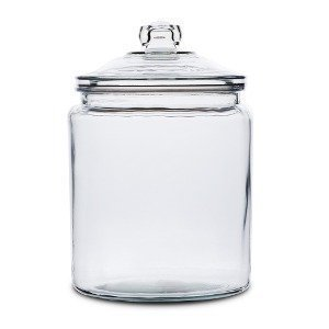 Oneida Ltd Anh 69372T12 2-Gallon Jar W/Glass Lid (1) ANH 69372T12 by ANH69372T12 2 Gallone Glass Jar