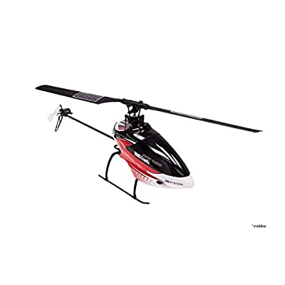 Solo per 129 RTF 2.4 GHz Ready-To-Fly Single Rotor Helicopter Flybarless