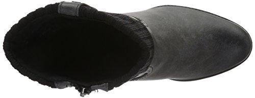 Marco Tozzi Damen 25331 Kurzschaft Stiefel Grau (Grey Antic 212)
