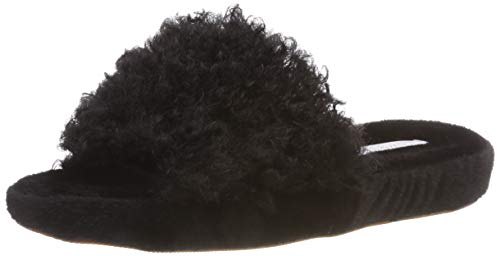 ESPRIT Damen Rey Slide Pantoffeln, Schwarz (Black 001), 40 EU