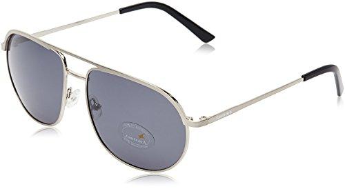 Fastrack Aviator Sunglasses (Gun Metal) (M129BK1P) image