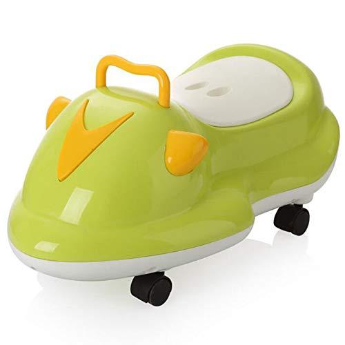 Baby-Töpfchen Multifunktions-Trainings-WC-Töpfchen,Green