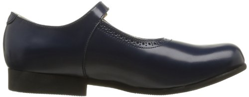Start Rite Clare, Chaussures de ville fille Bleu (Navy Leather)