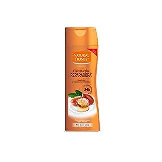 Natural Honey Loción Corporal Elixir de Argán Reparadora 330ml