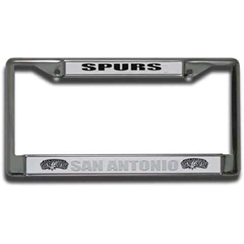 San Antonio Spurs Chrome Frame