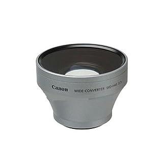 Canon WD-H43 - Adaptador Gran Angular para videocámara Canon iVIS HV20, Plateado (B000N4RJI4) | Amazon price tracker / tracking, Amazon price history charts, Amazon price watches, Amazon price drop alerts