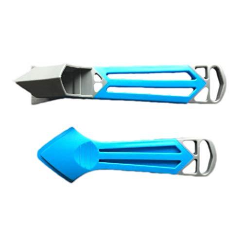 Cabilock 2 Teile/Paket Dichtmittel Finishing Tools Fugenm?rtel Entfernungswerkzeuge Fugenm?rtel-Tool Kit Dichtmittelentferner für Bodenversiegelung