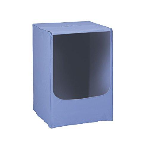 Rayen 2398 coprilavatrice plastica azzurra 84 x 60 x 60 for Coprilavatrice da esterno