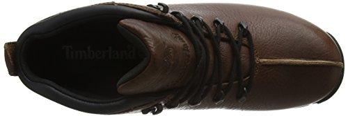 Timberland Splitrock Hiker  Men   s Ankle Boots  Brown  Brown   10 UK  44 1 2 EU