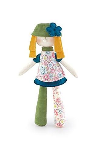 Trudi 33 cm Rag Doll Blonde Fleur Plush by Trudi