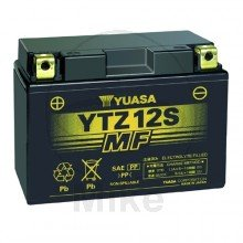 MF Batterie - 707.09.31 - YTZ12S - YUASA wartungsfrei inkl. gesetzlichem Batteriepfand (EUR7,50)! -