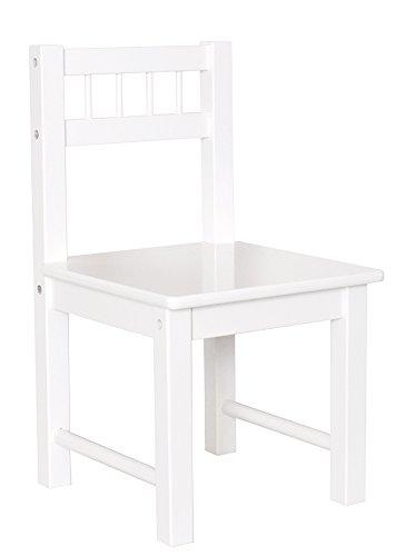 JaBaDaBaDo H13207 Stuhl, Weiß