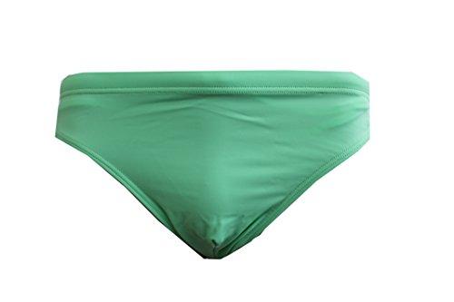 Blue Wave Maillot Slip Homme Vert Cricket vert