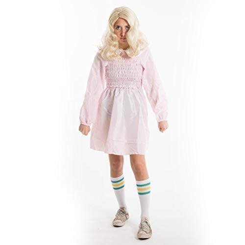 Bodysocks® Eleven Kostüm für Mädchen (M)