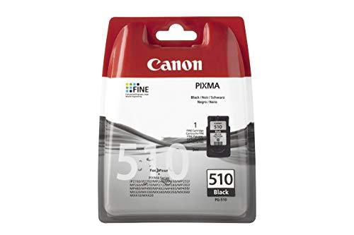 Canon PG-510 Cartucho tinta original Negro Impresora