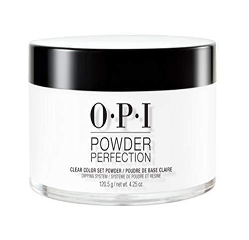Opi Schritt (OPI Powder Perfection - Clear Setting Powder, 50 g)
