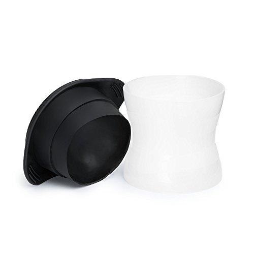 Cubitos de hielo bola   2 moldes 2 bolas de hielo   Ice ball maker   Hielos en forma de bola XXL   Esferas de hielo