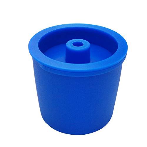 TianranRT Kaffee Filter wiederverwendbar Kapsel fit für Illy Kaffee Kapsel Dripper (Blau)