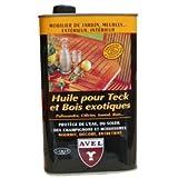 Aceite para Teca y Madera exótico 1L