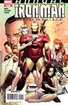 Iron Man: Director of S.H.I.E.L.D. Annual #1 - Regime Change comic book published by Marvel & released on 1//2008.