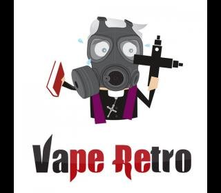 T-Shirt Vape Retro - O bénite XL