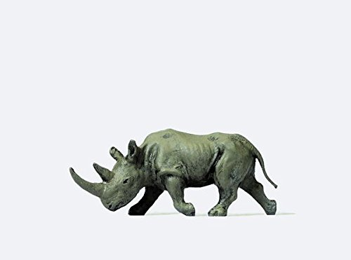 Preiser 29522 Afrikanisches Nashorn