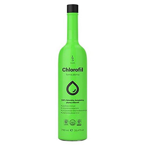 """DuoLife - CHLOROFIL - zur Reinigung des Körpers von Toxinen - die """"flüssige Energie"""""""