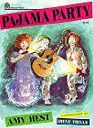 Pajama Party by Amy Hest (1994-04-06)