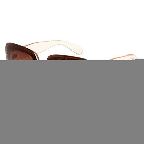 GBST Fashion Big Frame Children's Sunglasses Square Sunglasses,Brown