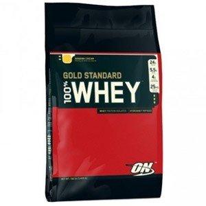 OPTIMUM NUTRITION - GOLD STANDARD 100% WHEY PROTEIN 4,54 KG - Cioccolato - 31 6 yWcqxL