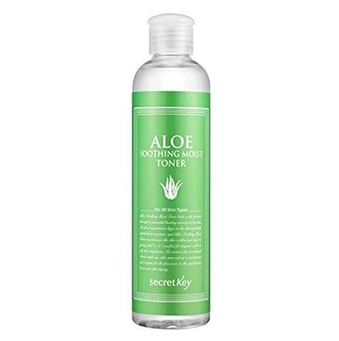 Secretkey [Secret Key] skin refreshing toner 248ml (8,26 fl.oz) (Aloe Soothing Moist Toner)
