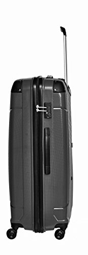Packenger Koffer Silent Hartschale XL Koffer, 109 Liter, Schwarz - 2