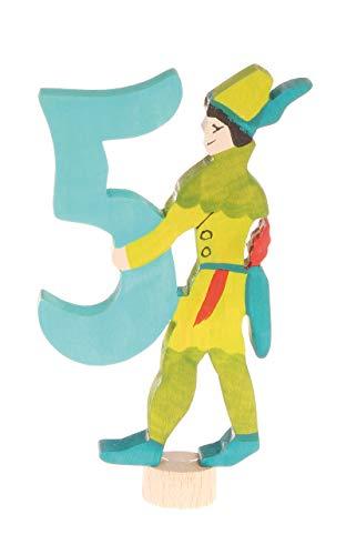 Grimms et de jeu en bois design Grimm S chiffres Fiche Robin Hood 5