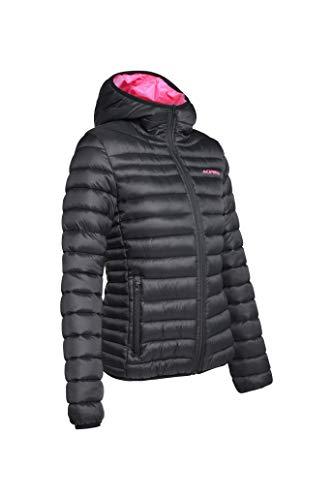 Jacke HILL 035 LADY Black/pink XL