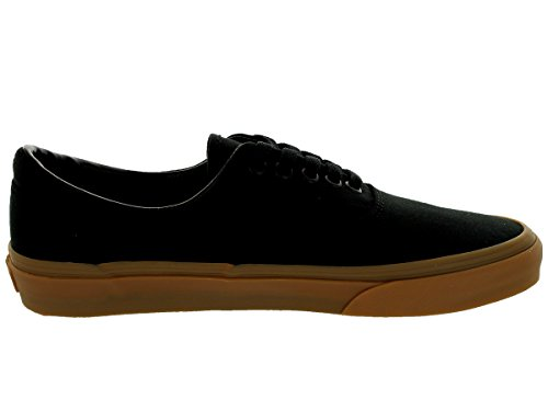 Vans U Era, Baskets mode mixte adulte Noir (Black/Classic Gum)