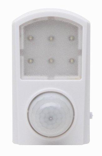LED Nachtlicht mit 6 LED's und Bewegungsmelder 120, 195910012