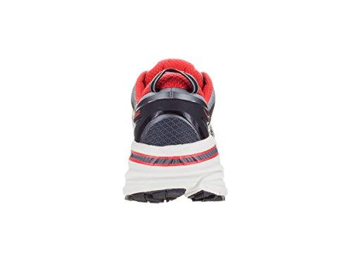 HOKA ONE ONE STINSON 3 ATR GRISE ET ORANGE Chaussures de trail gris