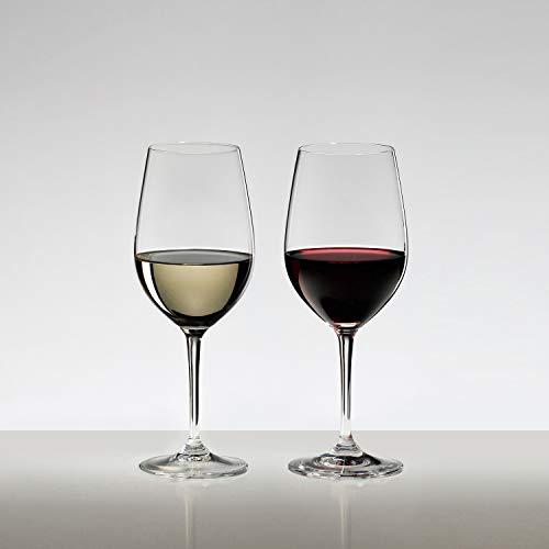 RIEDEL 6416/15 Vinum Riesling Gran Cru, 2-teiliges Weißweinglas Set, Kristallglas