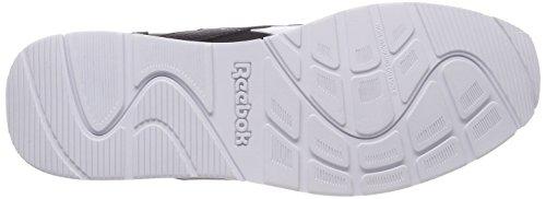 Reebok Royal Glide, Chaussures de Running Homme Noir (Blackblackwhite)