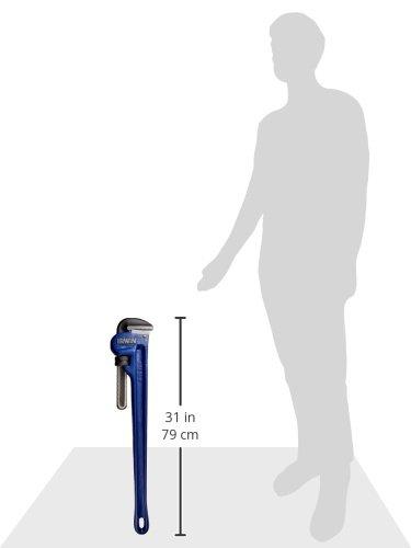 Irwin 274107Vise Grip 12,7cm Backenbreite Gusseisen Rohrzange,