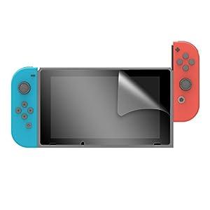 CAPCY Bildschirm Schutzfolie für Nintendo Switch (Premium Qualität)