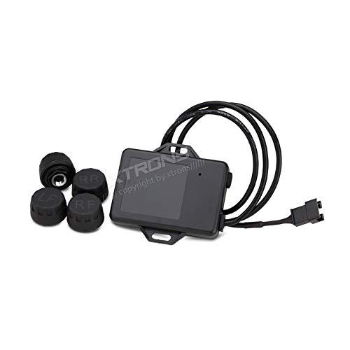Xtrons TPMS Système de surveillance de pression des pneus pour unités  Android Xtrons