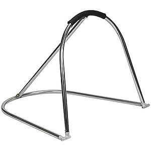 Skate-Unterstützung abnehmbaren Stahl 67/80 cm