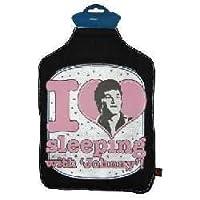 Dirty Dancing Wärmflasche Schutzhülle. I love Sleeping With Johnny Dance Film preisvergleich bei billige-tabletten.eu